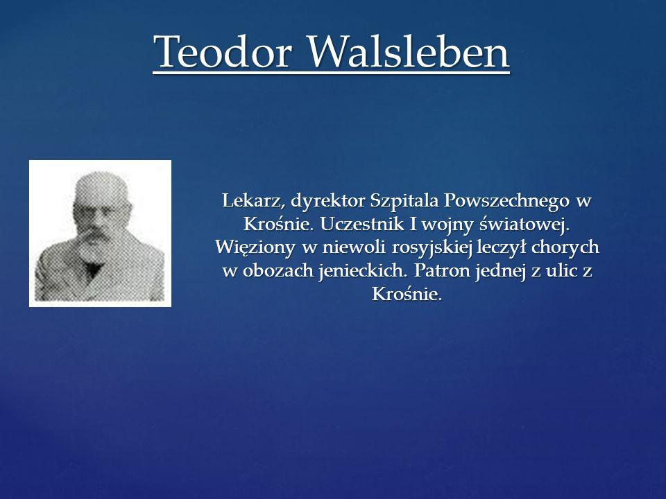 Teodor Walsleben