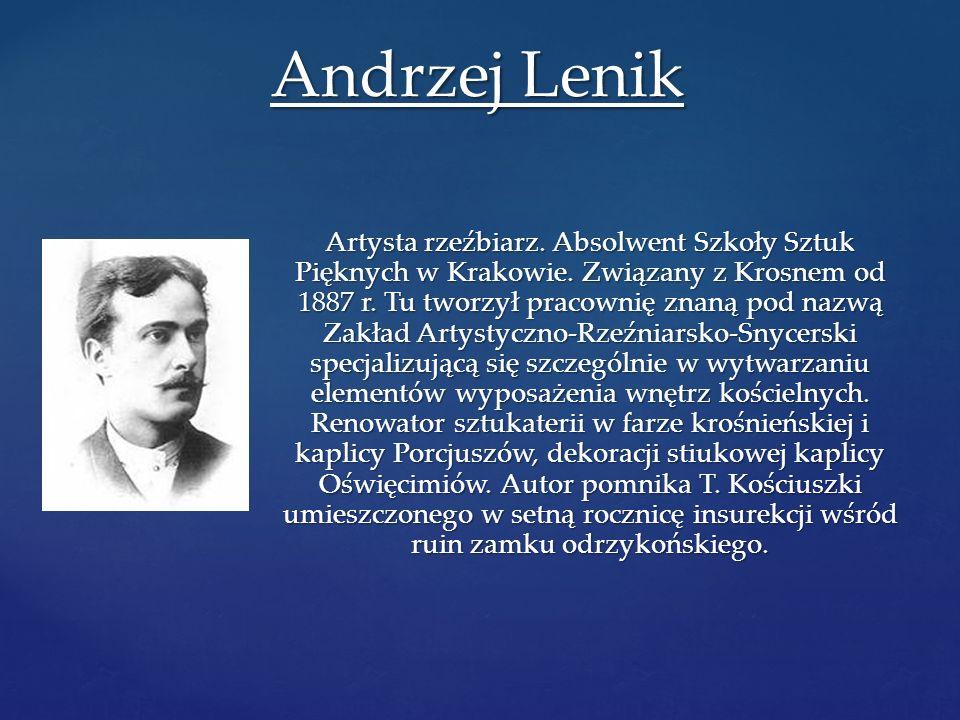 Andrzej Lenik
