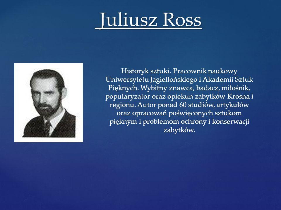 Juliusz Ross