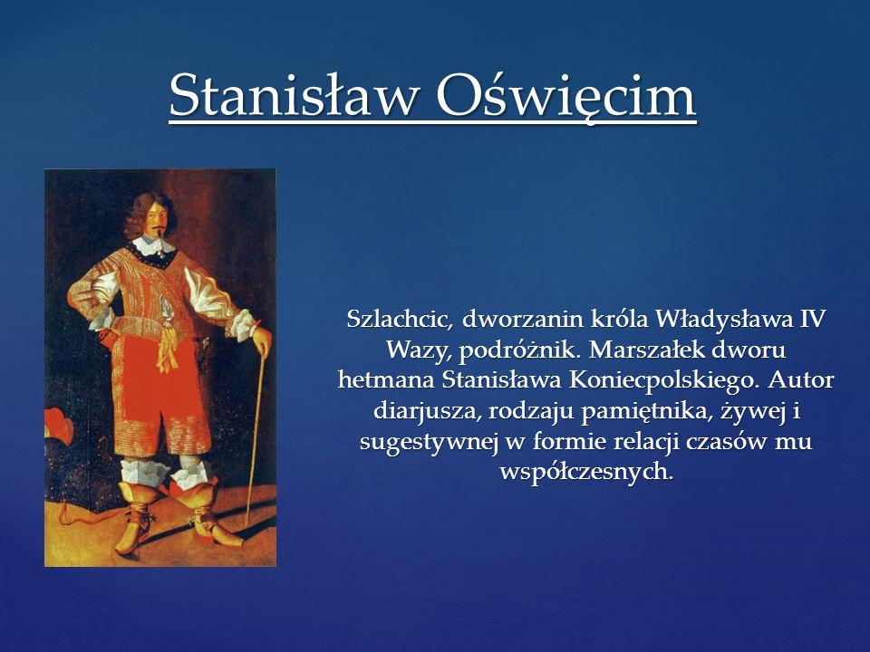 Stanisław Oświęcim