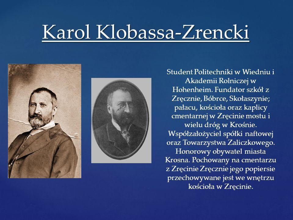 Karol Klobassa-Zrencki