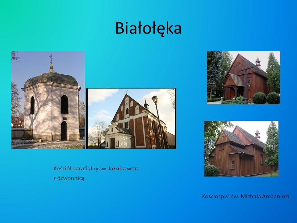 Białołęka Kościół parafialny św. Jakuba wraz