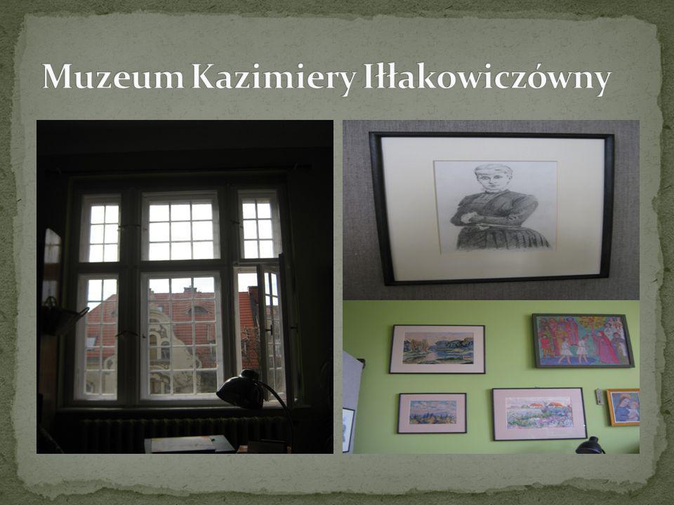 Muzeum Kazimiery Iłłakowiczówny