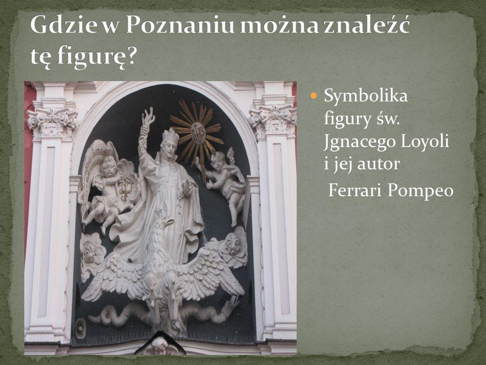 Gdzie w Poznaniu można znaleźć tę figurę