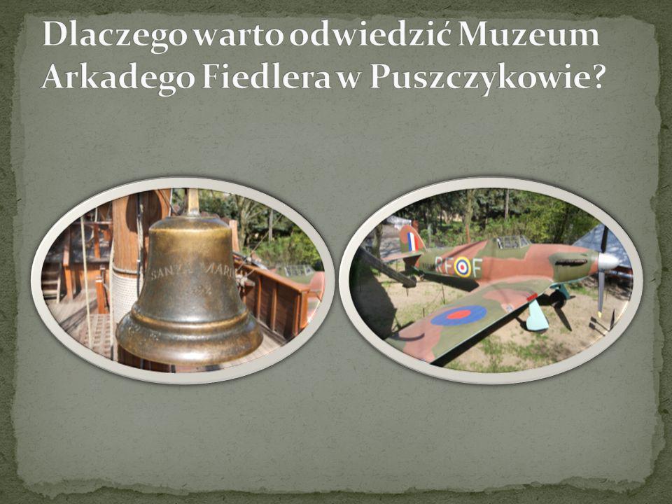 Dlaczego warto odwiedzić Muzeum Arkadego Fiedlera w Puszczykowie