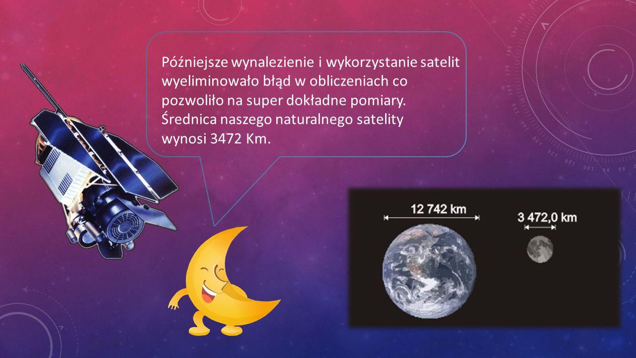 Późniejsze wynalezienie i wykorzystanie satelit wyeliminowało błąd w obliczeniach co pozwoliło na super dokładne pomiary.