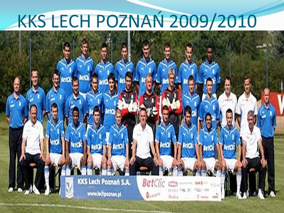 KKS LECH POZNAŃ 2009/2010