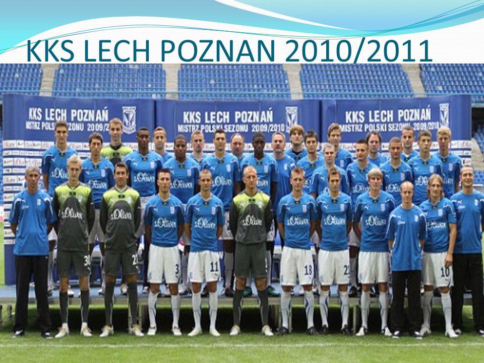KKS LECH POZNAN 2010/2011