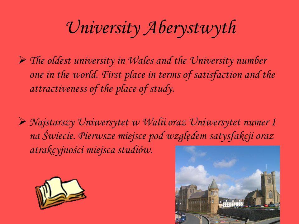 University Aberystwyth