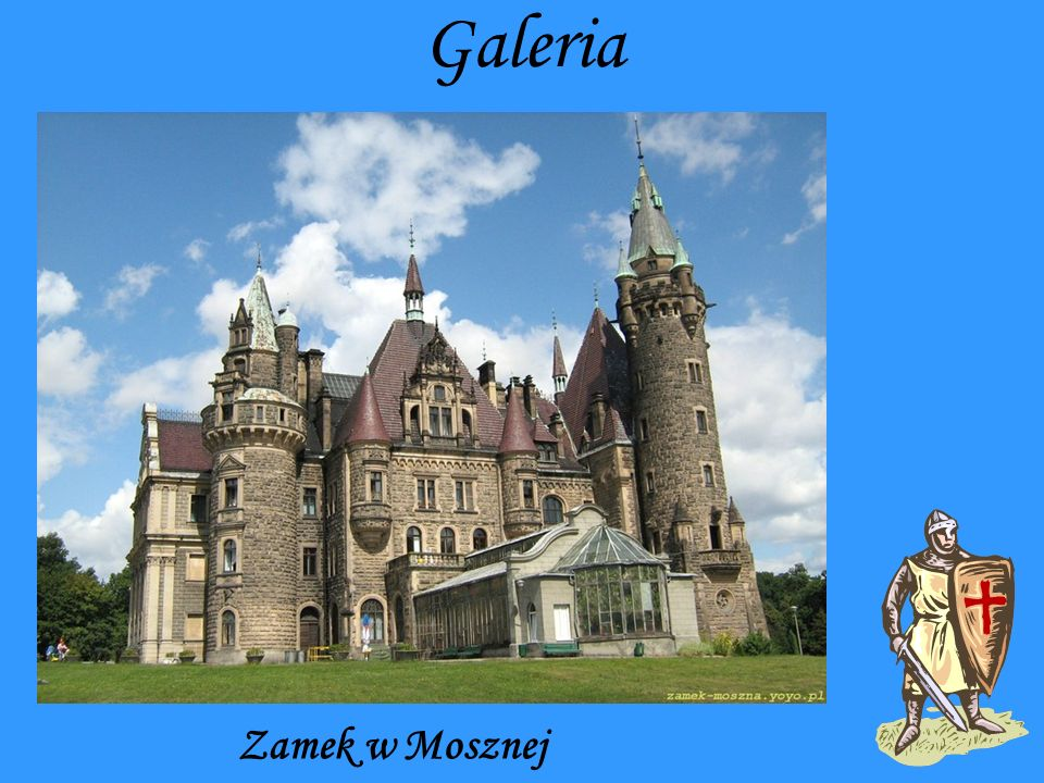 Galeria Zamek w Mosznej