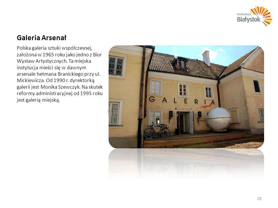 Galeria Arsenał