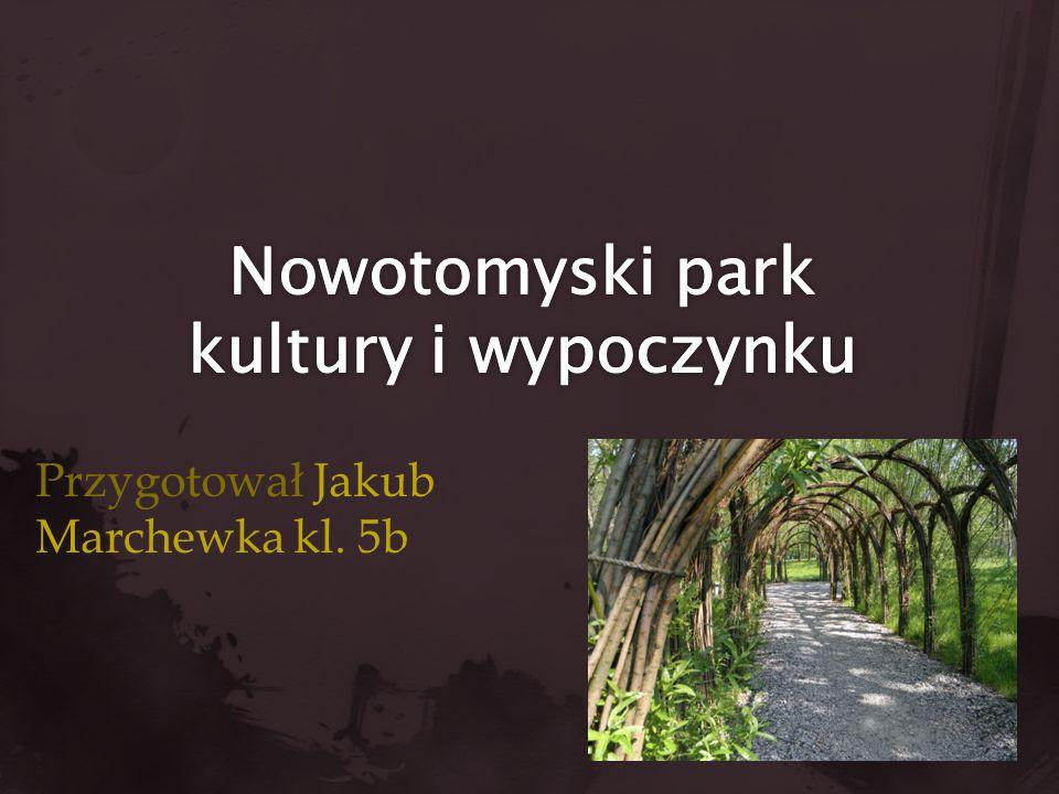 Nowotomyski park kultury i wypoczynku