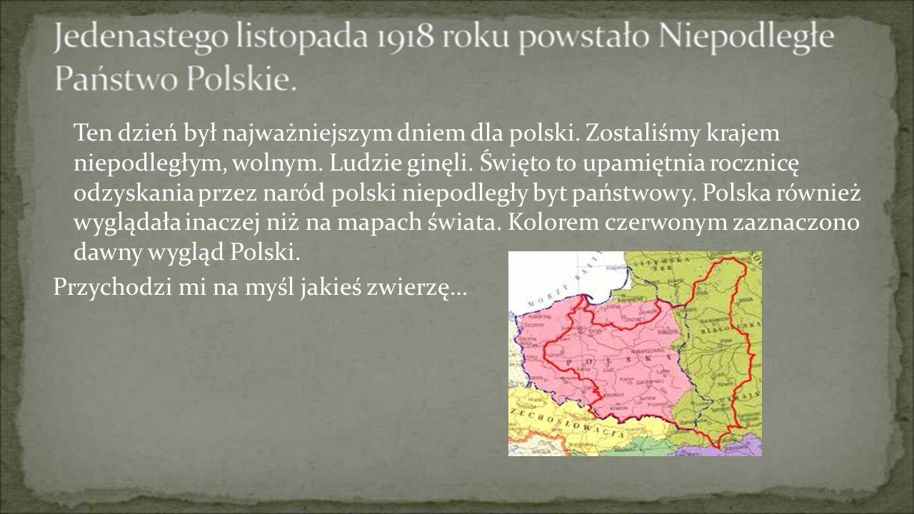 Ten dzień był najważniejszym dniem dla polski
