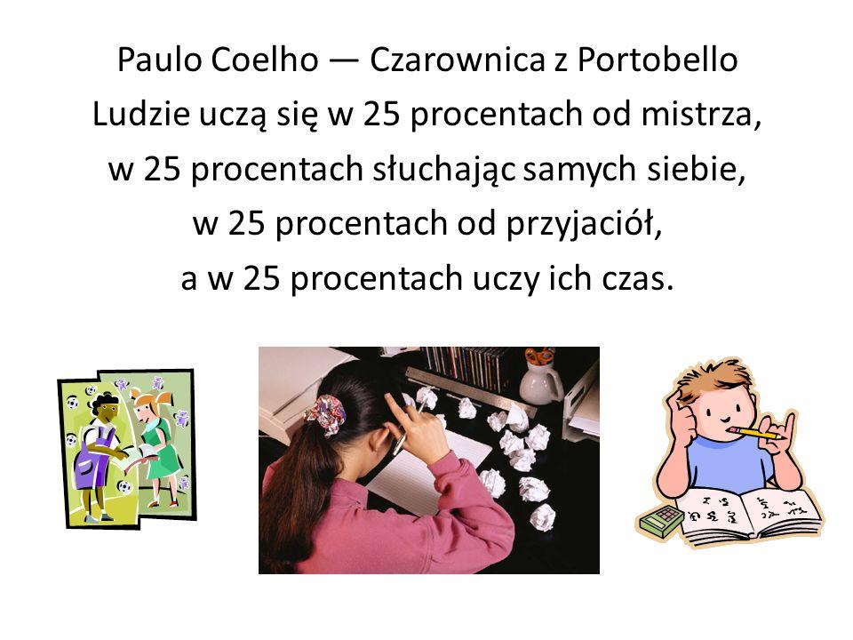 Paulo Coelho — Czarownica z Portobello