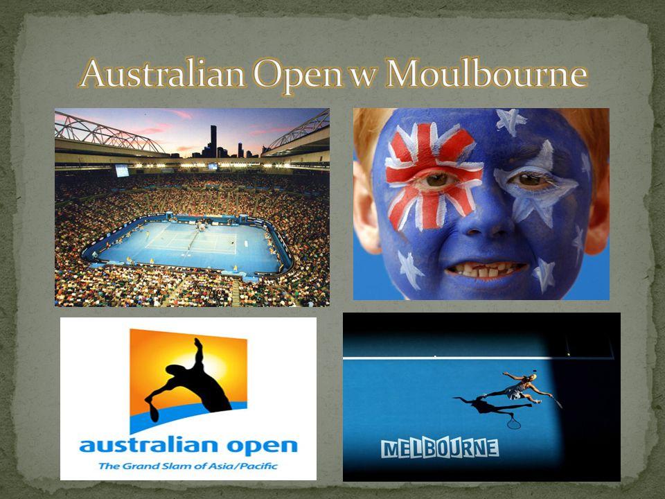 Australian Open w Moulbourne