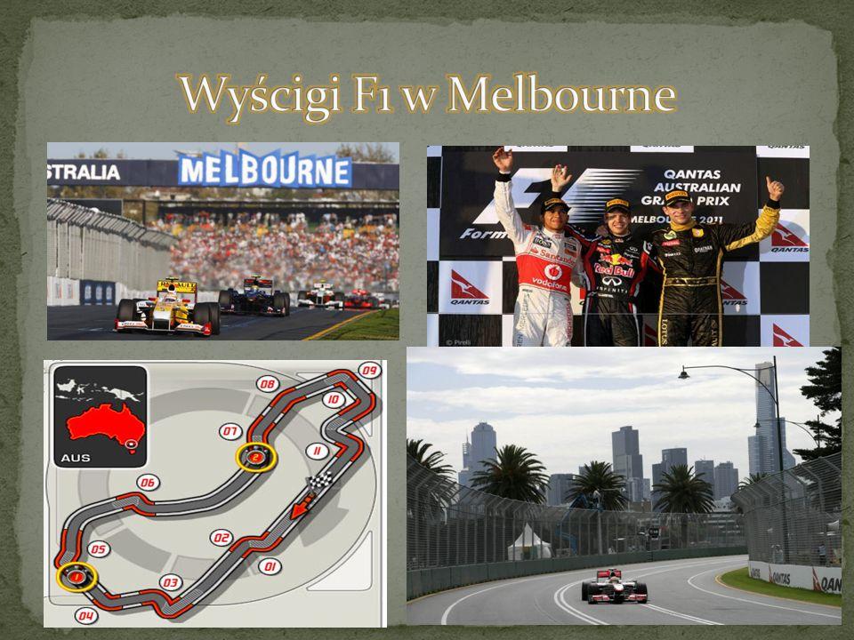 Wyścigi F1 w Melbourne