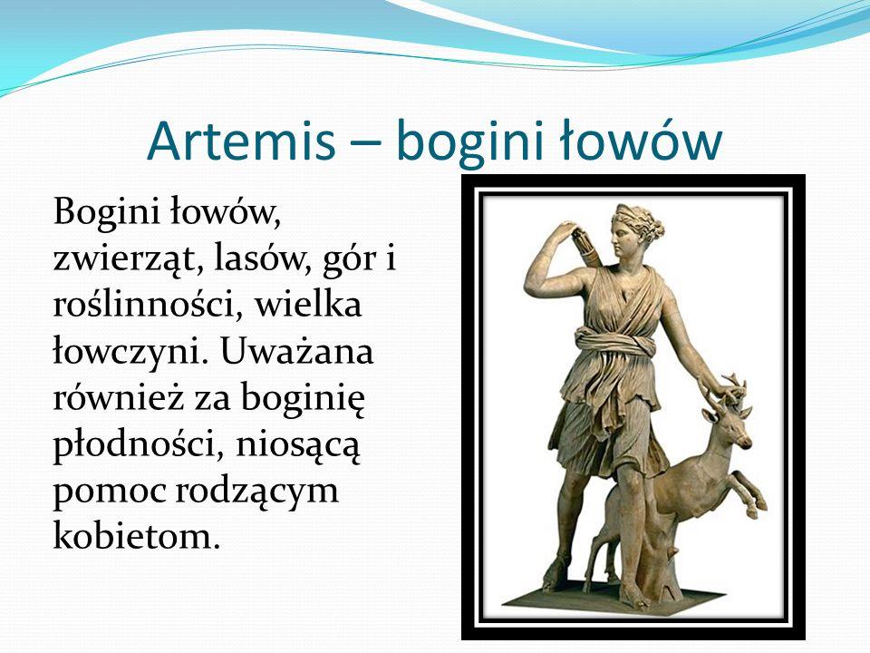 Artemis – bogini łowów