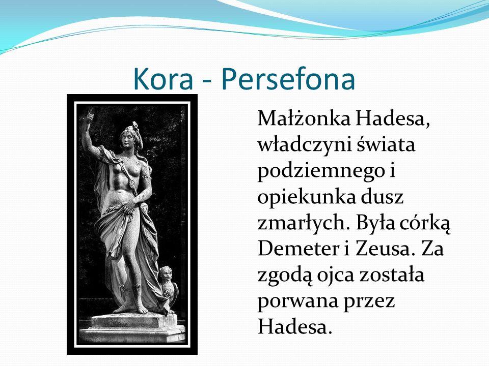 Kora - Persefona
