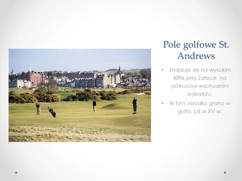 Pole golfowe St. Andrews