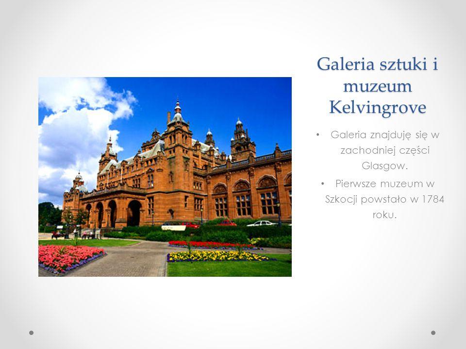 Galeria sztuki i muzeum Kelvingrove