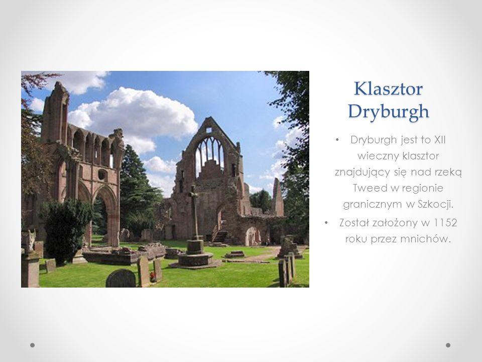 Został założony w 1152 roku przez mnichów.