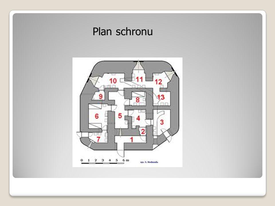Plan schronu