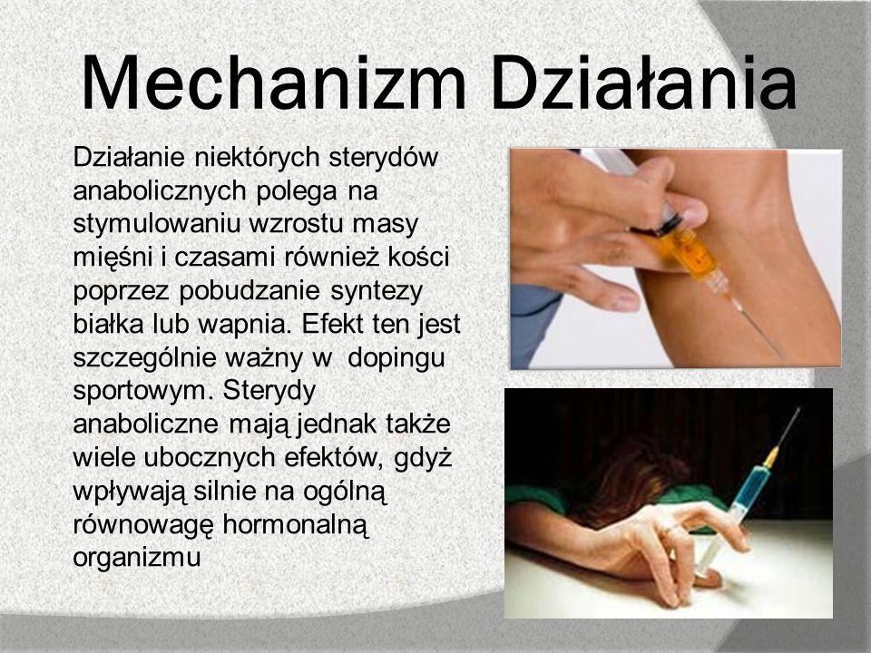 Mechanizm Działania