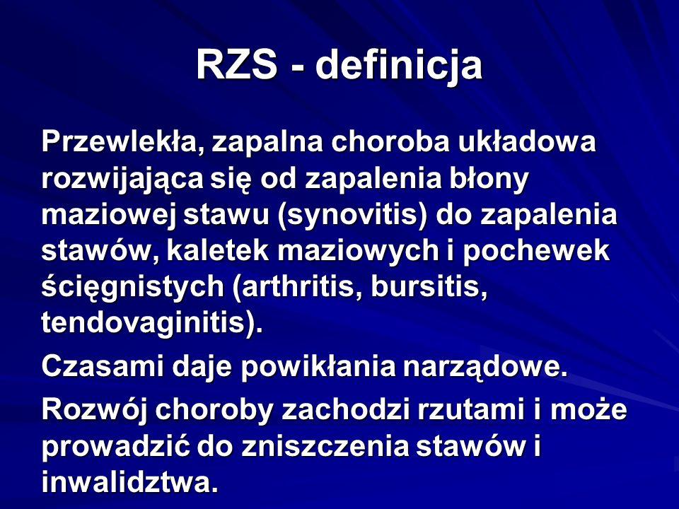RZS - definicja