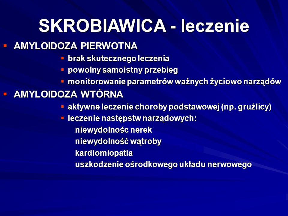 SKROBIAWICA - leczenie