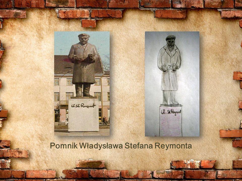 Pomnik Władysława Stefana Reymonta