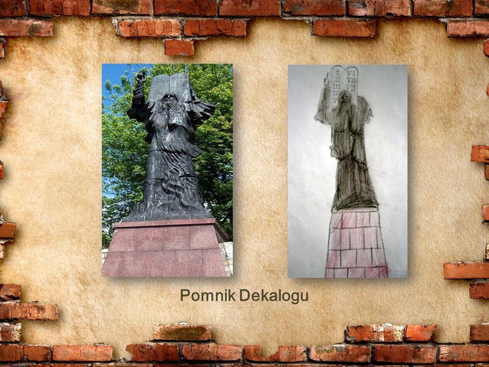 Pomnik Dekalogu