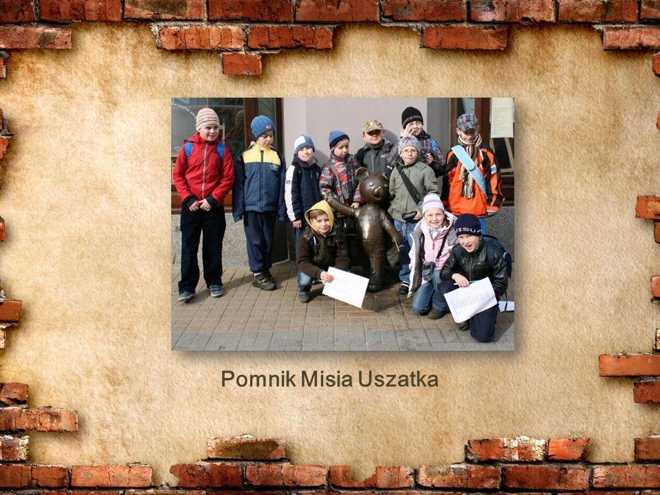 Pomnik Misia Uszatka