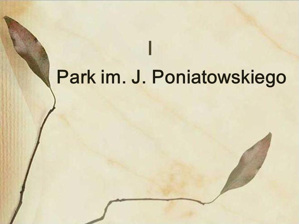 Park im. J. Poniatowskiego