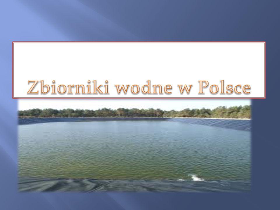 Zbiorniki wodne w Polsce