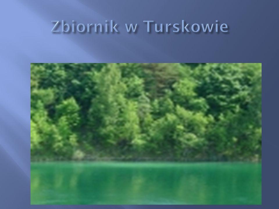 Zbiornik w Turskowie