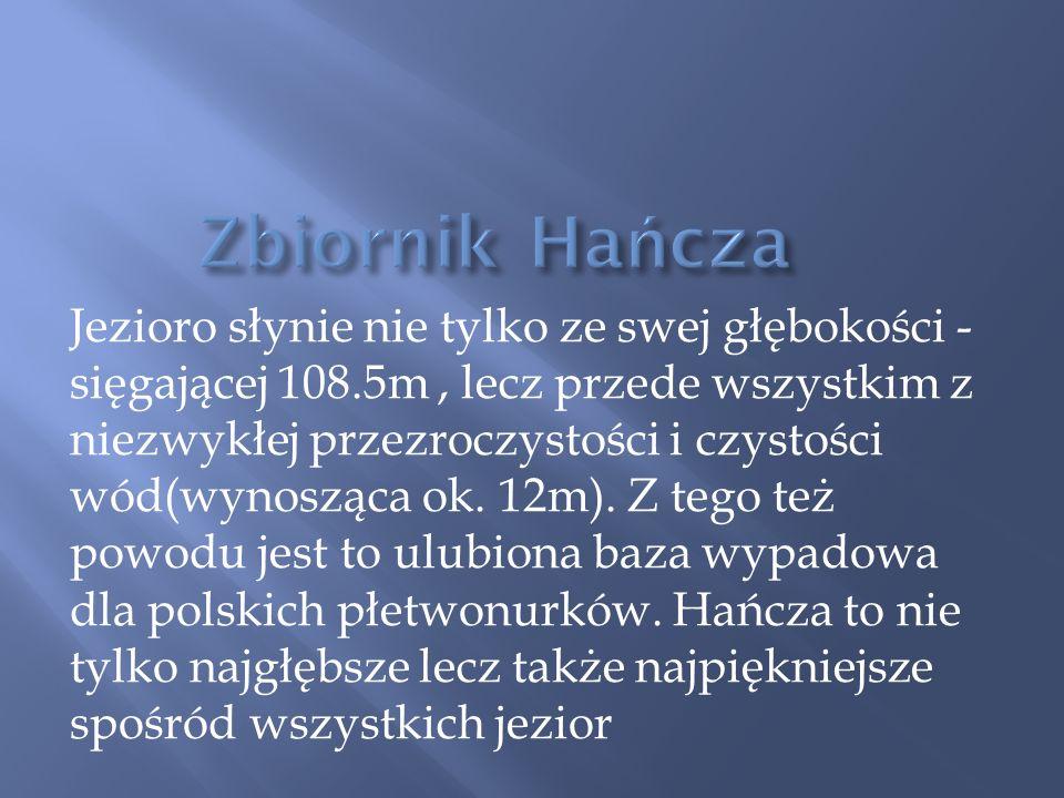 Zbiornik Hańcza