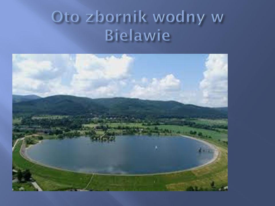Oto zbornik wodny w Bielawie