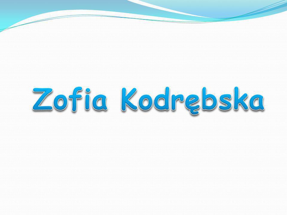 Zofia Kodrębska