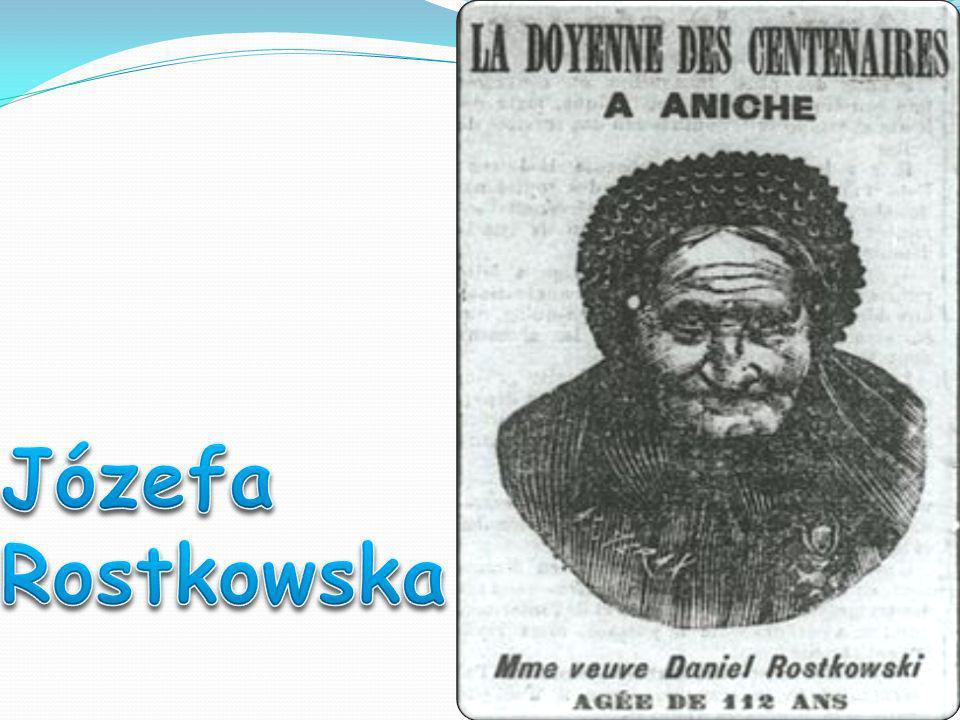 Józefa Rostkowska