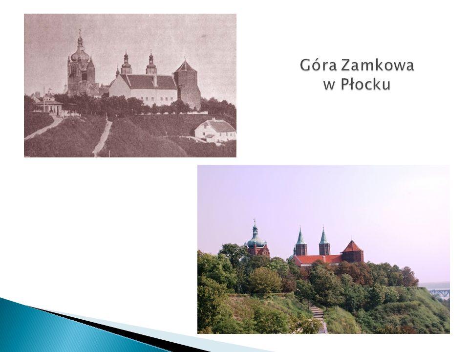 Góra Zamkowa w Płocku