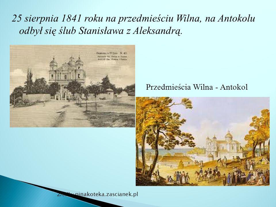 Przedmieścia Wilna - Antokol