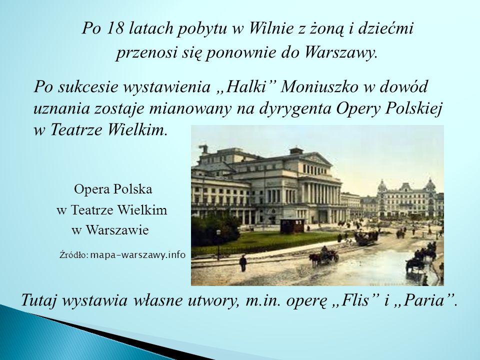 Po 18 latach pobytu w Wilnie z żoną i dziećmi