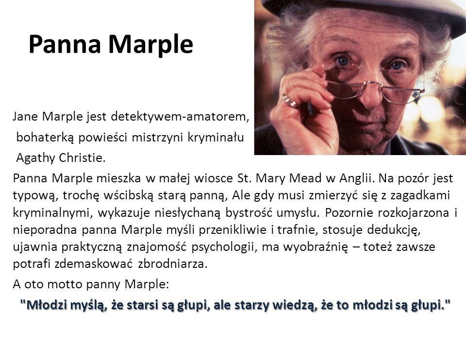 Panna Marple