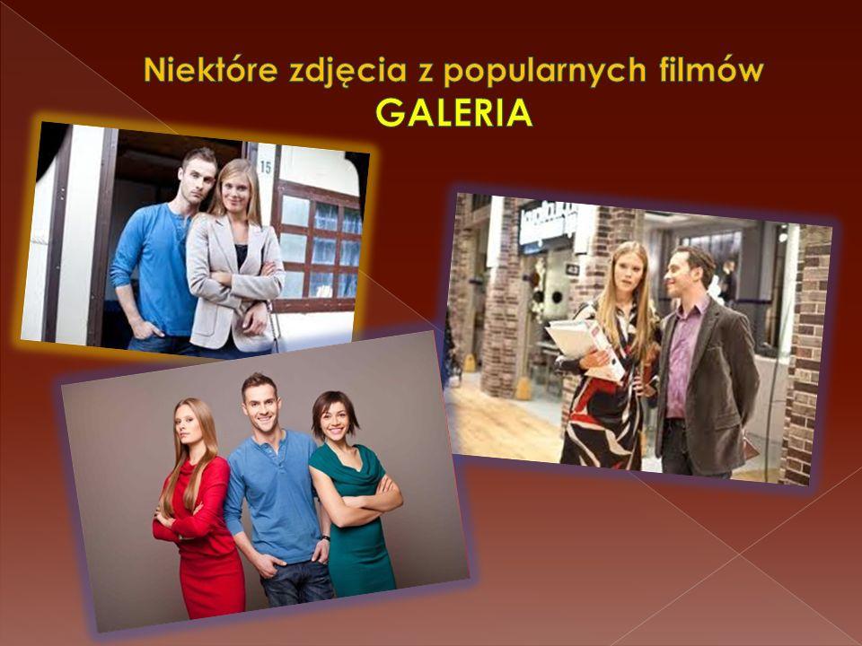 Niektóre zdjęcia z popularnych filmów GALERIA