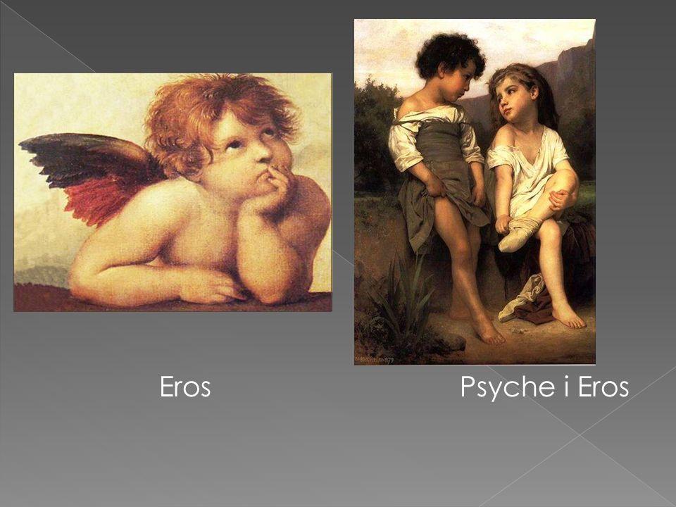 Eros Psyche i Eros