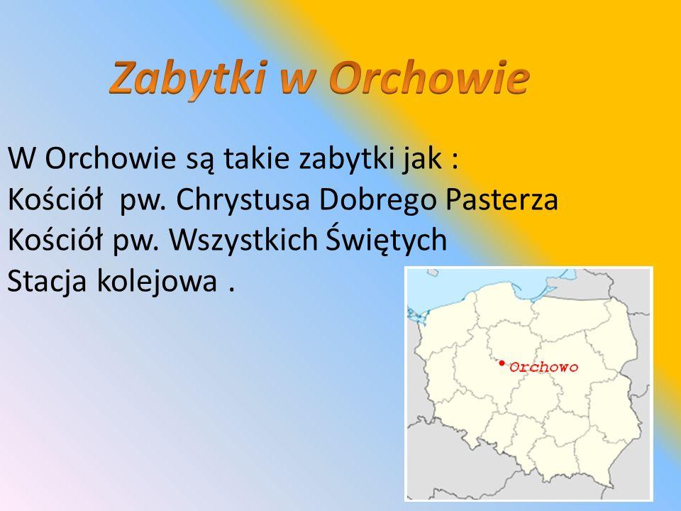 Zabytki w Orchowie W Orchowie są takie zabytki jak :