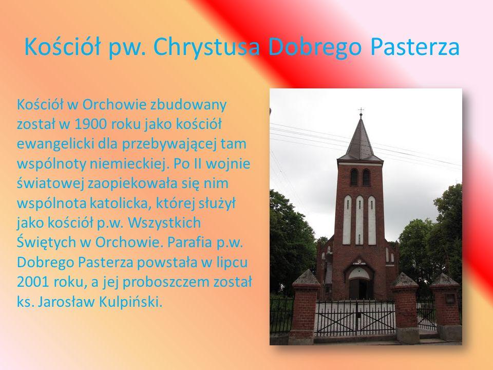 Kościół pw. Chrystusa Dobrego Pasterza