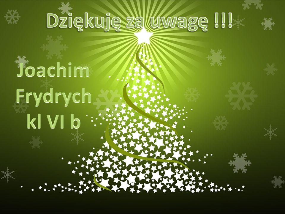 Joachim Frydrych kl VI b