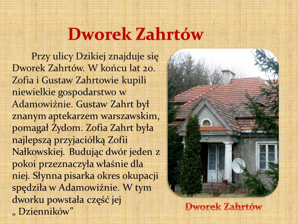 Dworek Zahrtów Dworek Zahrtów
