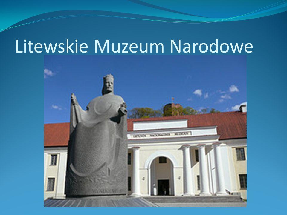 Litewskie Muzeum Narodowe